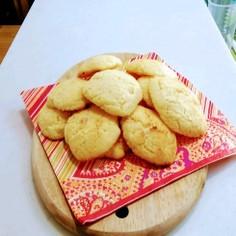 簡単!トースターで出来るレモンクッキー♡