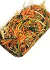 常備菜☆海苔が美味しいきんぴらごぼう