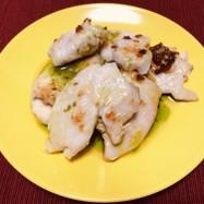 簡単☆柔らか鶏胸肉のソテー