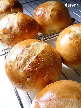 うぐいす豆のシンプルパン♪ アリ○ベール