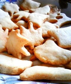 超私的☆きな粉クッキー