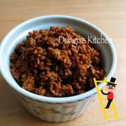 担々肉味噌★簡単美味しい!麺にもご飯にもの写真