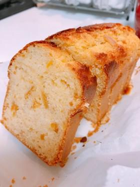 HMで♡夏みかんジャムのパウンドケーキ