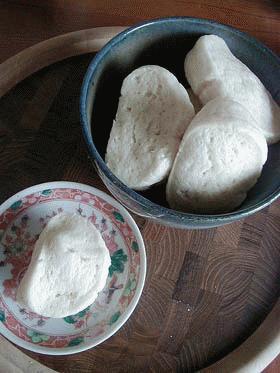 マントウ ~中華風蒸しパン~