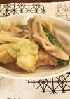 栄養満点!温野菜のクリームソース!