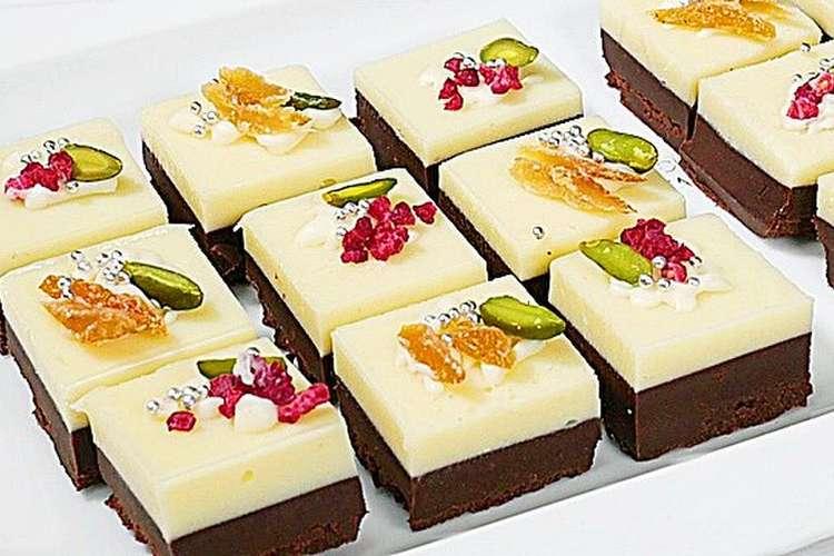 タルト ラッピング チョコ 生 お菓子の簡単なラッピング