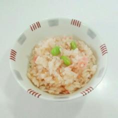 ☆簡単☆さくらえびの炊き込みご飯