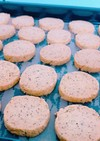グルテンフリー 米粉の紅茶クッキー