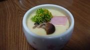 サッポロ一番塩味レンチン茶碗蒸しの写真