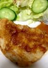 メカジキステーキ(にんにく醤油)