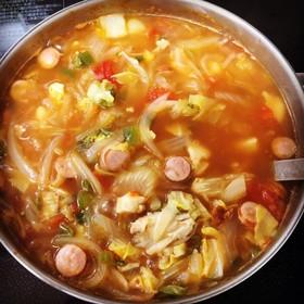 脂肪燃焼スープ!ダイエット&デトックス