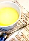 余った生クリーム卵黄で♪簡単濃厚プリン♪