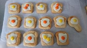 トースト風♡クッキー