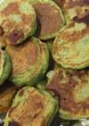 【幼児食】ブロッコリーのお食事パンケーキ