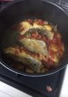 トルコ料理。白身魚のギュヴェッチ