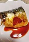 鯖の照り照り甘露煮