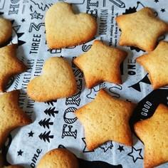 簡単!ホットケーキミックスdeクッキー