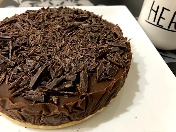 簡単!生チョコケーキ