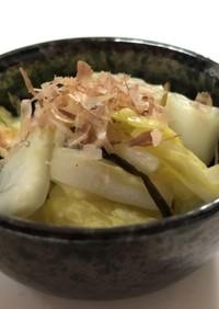簡単 白菜の漬物