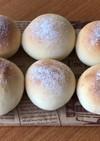 酒粕酵母のディナーロールパン♡