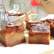 アップルシナモンケーキの写真