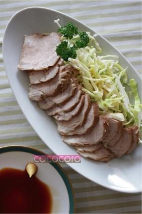 大人味♤超簡単♤煮豚 八角が決め手!