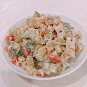 さつま芋と蓮根の、ポテトサラダ!