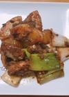 ♡鯖缶で大根と長ネギ中華風甘辛炒め煮♡