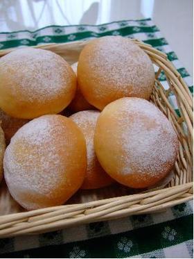 米粉入りプチパン♪