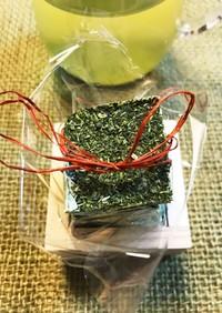 緑のオアシス♡かんたん♡緑茶チョコ♡