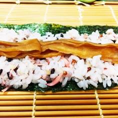 ☆彡紅生姜でとっても簡単寿司飯☆彡
