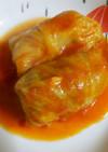 ロールキャベツトマト煮