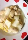 だし酢と黒胡椒♫白菜と鶏胸のさっぱり煮