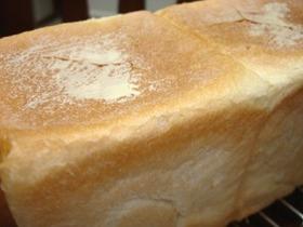白玉粉でもちもち食パン