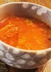 トマトジュースのスープ