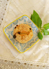 米粉使用ヘルシーなゴマの「焼きドーナツ」