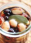 簡単レシピ☆いろいろお豆のピクルス