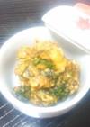 大葉と胡桃の胡麻味噌