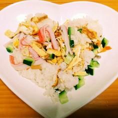 ♡♡ちらし寿司♡♡