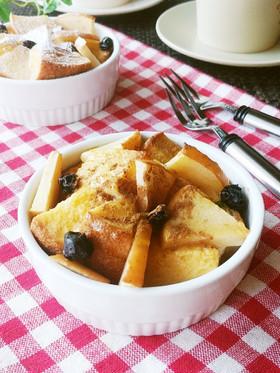 サッポロ一番残りスープでフレンチトースト