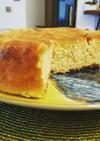 しっとり美味しい豆腐のチーズケーキ