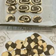 簡単♡アイスボックスクッキー