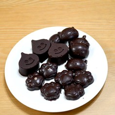カカオ豆から作る 手作りチョコレート