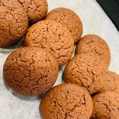 すごーく簡単HMココアクッキー