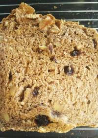 【覚書】天然酵母で全粒粉100%のパン
