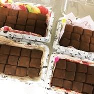 簡単、大量生チョコ!バレンタイン