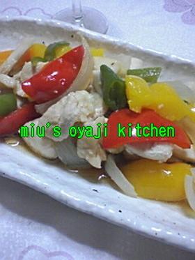 簡単レシピ57ダイエットメニュー1 鶏