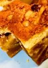 しっとりりんごのケーキ