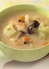 牛乳みそスープ