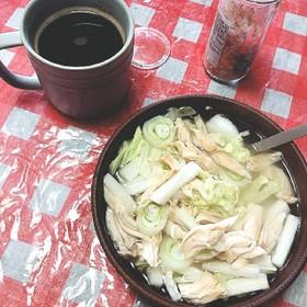 オートミール適当飯①